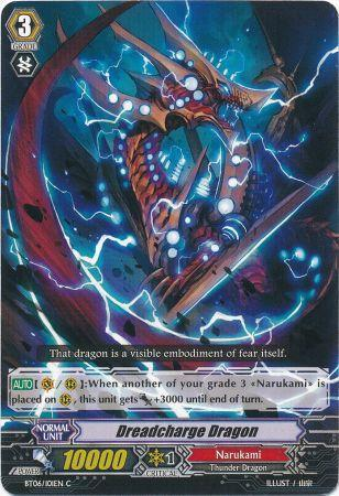 Dreadcharge Dragon