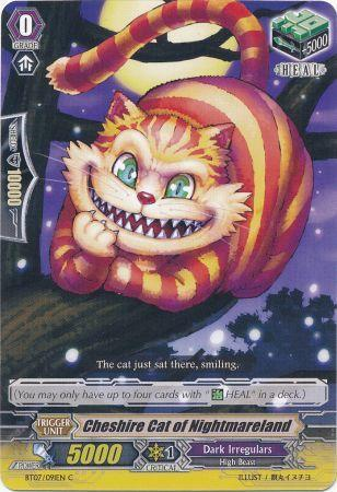 Cheshire Cat of Nightmareland