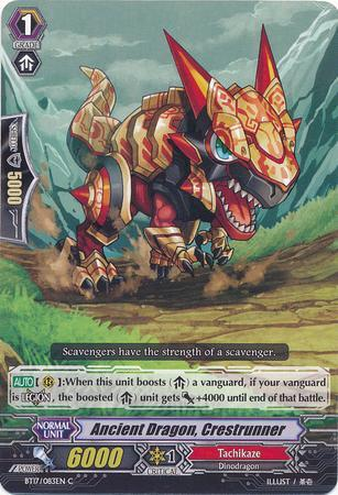 Ancient Dragon, Crestrunner