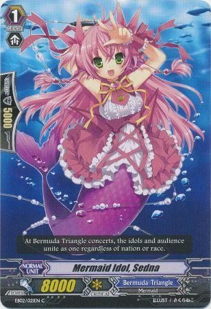 Mermaid Idol, Sedna
