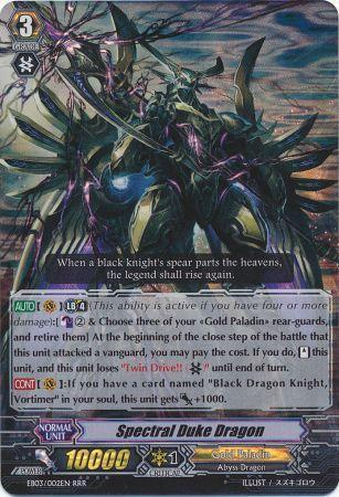 Spectral Duke Dragon