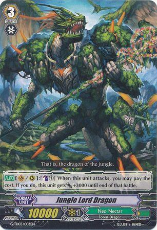 Jungle Lord Dragon
