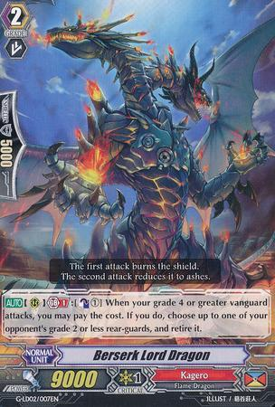 Berserk Lord Dragon
