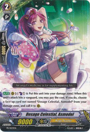 Dosage Celestial, Asmodel (#133)